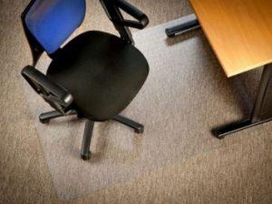 Bodenschutzmatte-Teppich